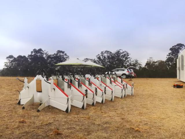 Google Says Project Wron Drones dostarczy nam drzwi do 2017 roku