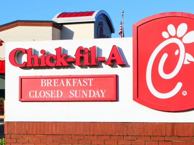 Chick-Fil-A Franchise Donates to LGBT Film Festival, Evangelicals Lose Their Minds