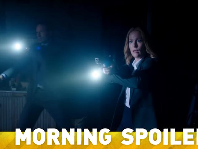 अधिक <i>X-Files</i> लिए योजनाएं हो सकती हैं <i>X-Files</i> मूल्डर और स्कली के साथ