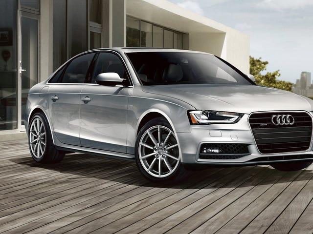 Audi A4 och S4: Jalopniks köparhandbok