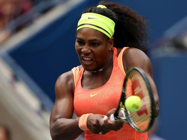 Serena Williamsから盗んだ場合、彼女はあなたを狩ります