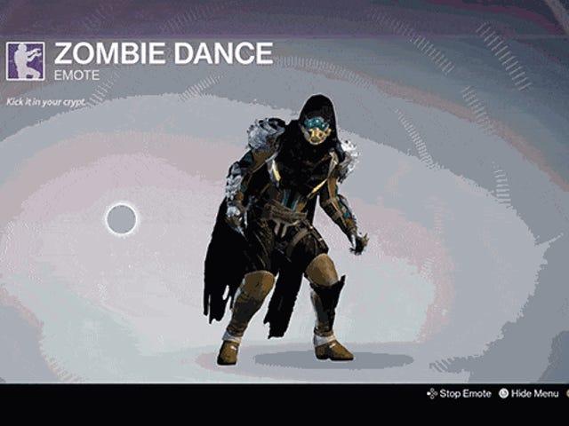 Allt * I <i>Destiny</i> , rankat