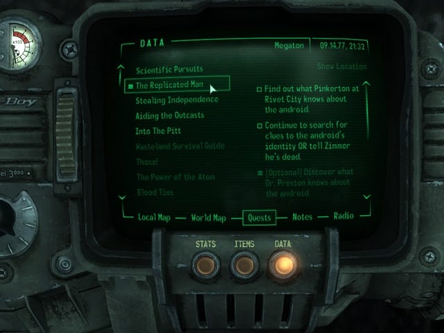 Fallout Week! - Favorite Quests!