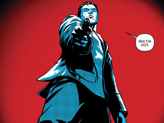 How Warren Ellis Brought the James Bond Of Ian Fleming's Books To Comics