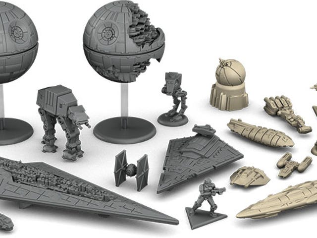 Great, Another Promising<i>Star Wars</i> Board Game