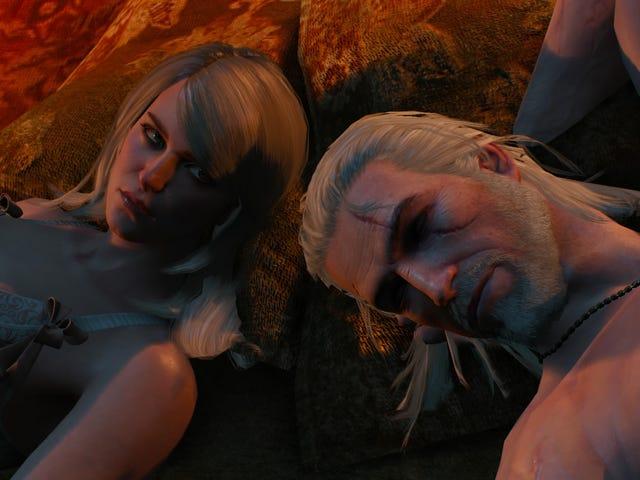 テレビゲームのロマンスが棄却されたとき