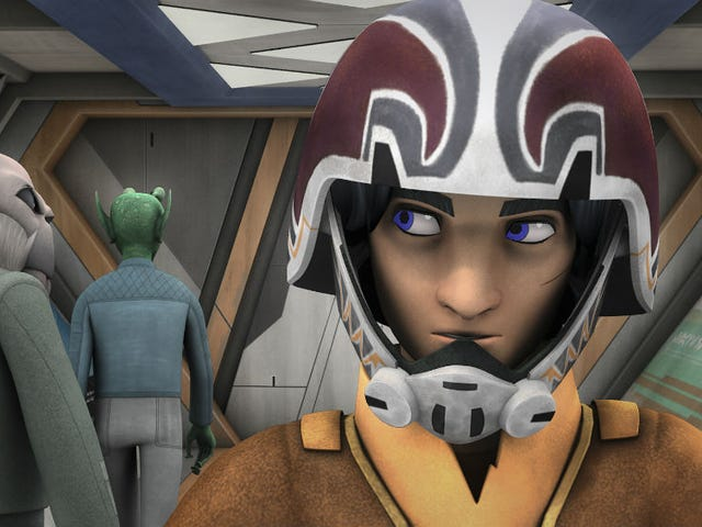 <i>The Clone Wars</i> Once Again Bleed Into The Story on <i>Star Wars Rebels</i>