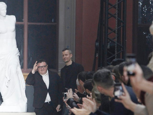 French Ex-Culture Minister: Alber Elbaz's Lanvin Dismissal an 'Unspeakable Injustice'