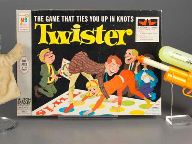 Títeres, Twister, y el Super Soaker son su juguete 2015 Inductees Salón de la Fama