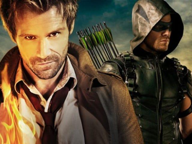 Arrow 4.05: Haunted