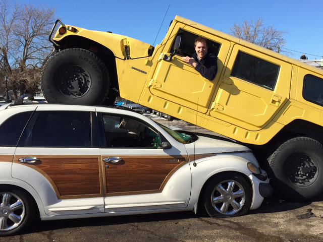 Here's What It Was Like to Own a Hummer For a Year