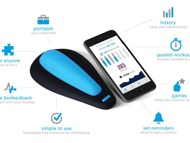 There's a Kegel Exerciser Designed to Give Men Taints of Steel on Kickstarter Right Now