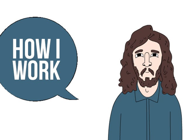 I'm AdamLeibsohn, COO of Giphy, and This Is How I Work