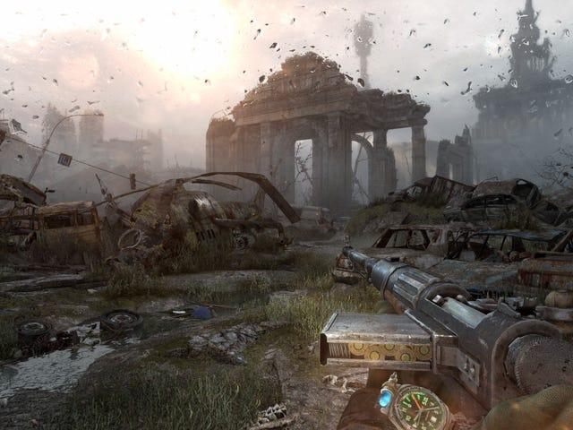 Hoe Metro: Last Light het script op spelers omgooide