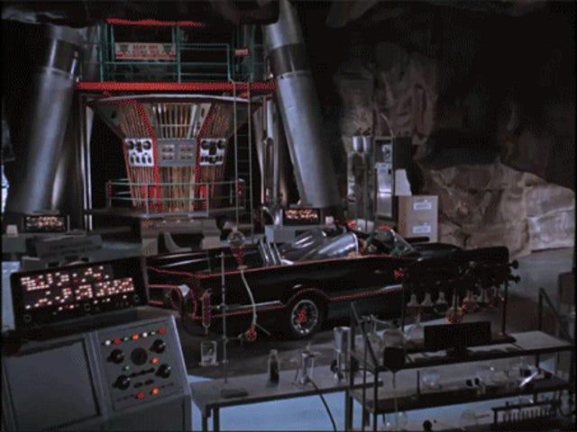 Batmobile. RIP George Barris.