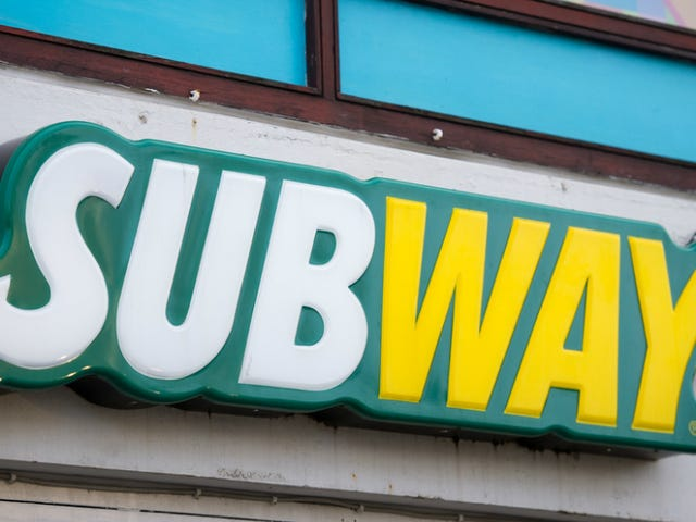 Woman Arrested After Trashing Entire Subway Restaurant While Naked