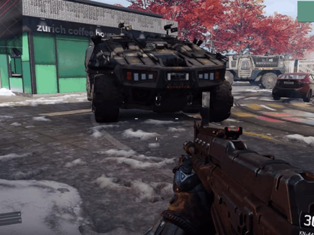 Black Ops III: Last-Gen vs Current-Gen