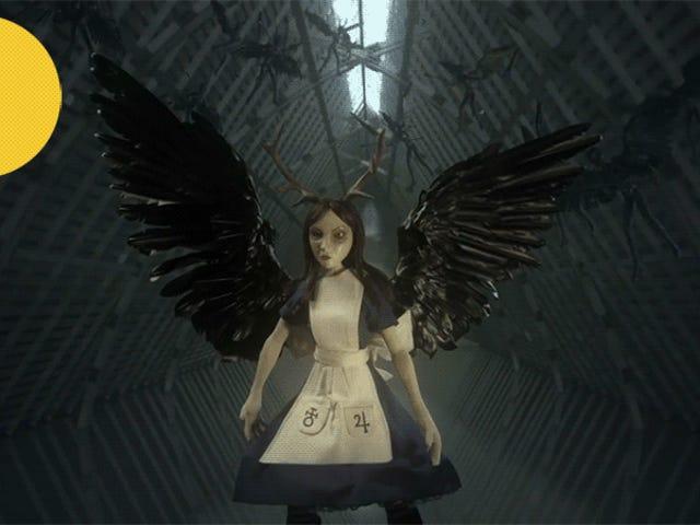 <i>Alice Otherlands</i> 는 영화 제작에서 바위 같은 실험인가?