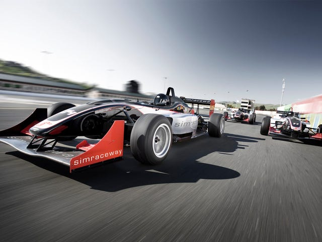 I Went To Formula 3 Driving School And It Was Terrifying And Amazing