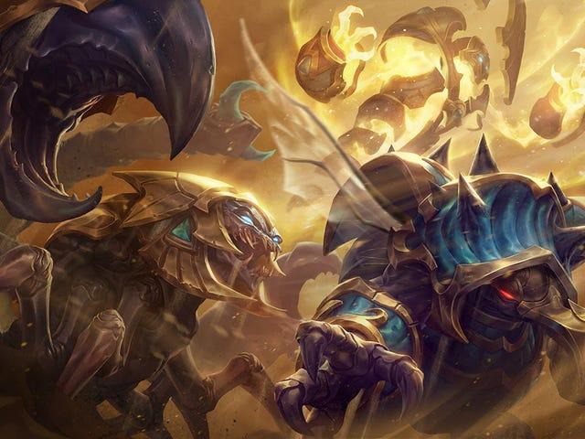 "Riot은 Sandbox 모드를 League of Legends, 개발자 Jeffrey ""RiotLyte""에 추가하는 작업을 계속하고 있지 않습니다."