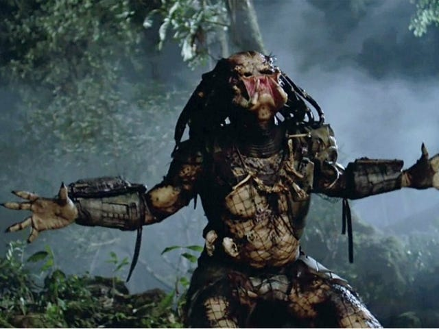곧 우리는 새로운 야간 투시 센서로 <i>Predator</i> 처럼 사냥 할 것입니다.
