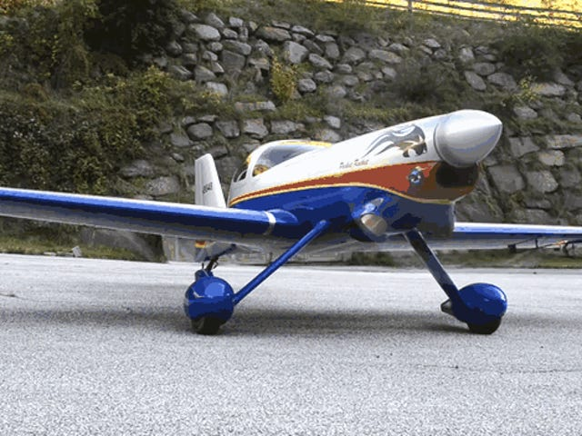 """""""Pocket Rocket"""" Is The 450hp Turbine-Powered Light Plane Of Your Dreams"""
