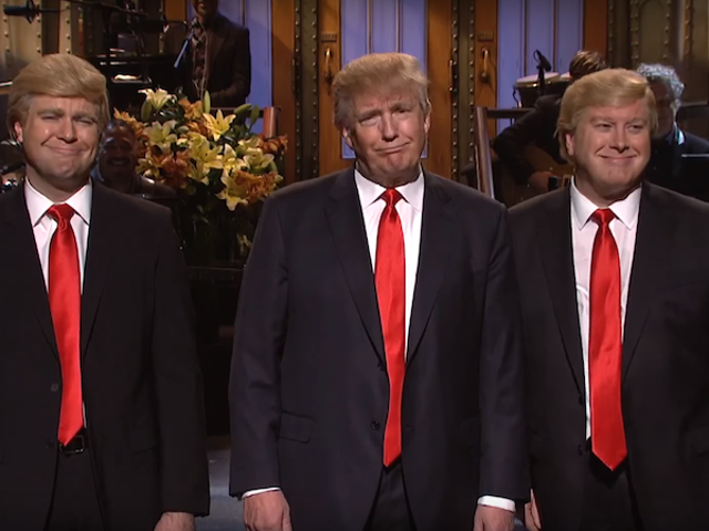 Donald Trump's SNL Has Shortened My Natural Life