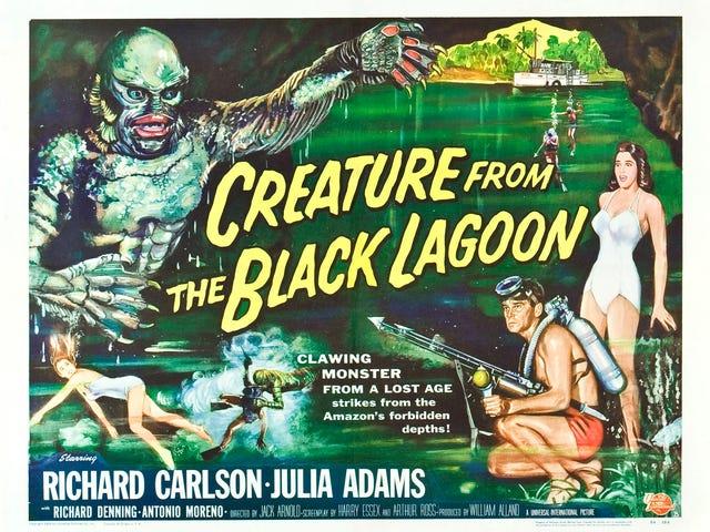 स्वेनगुली: ब्लैक लैगून से जीव (1 9 54)