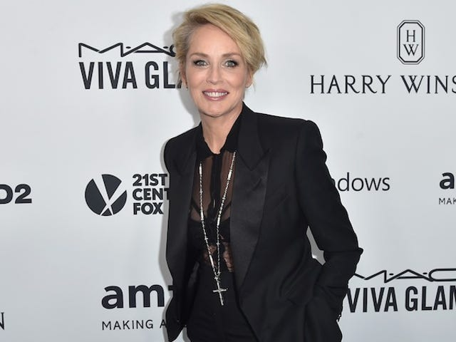 Sharon Stone Is Latest Actress to Open Up About Hollywood Wage Gap Issue