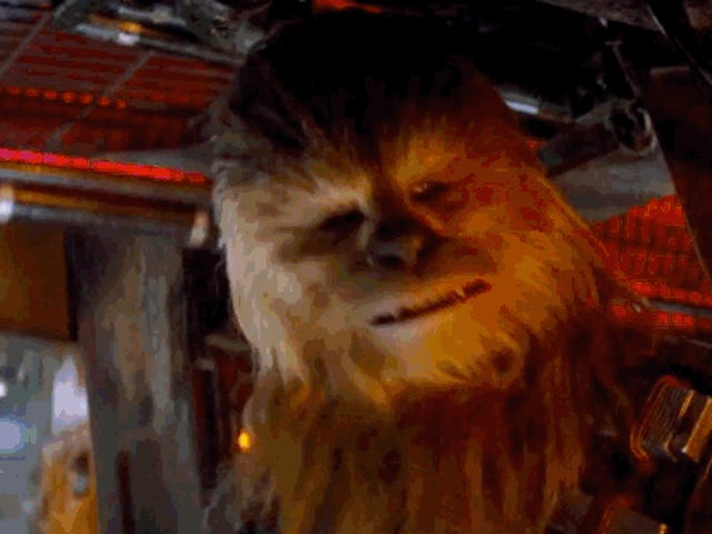 Ich habe endlich herausgefunden, was mich an den neuesten <i>Star Wars</i> Filmmaterial stört