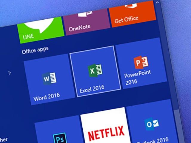 Cómo iniciar cualquier aplicación de Office en modo seguro