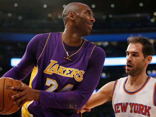 Kobe Bryant, What Are You Doing?