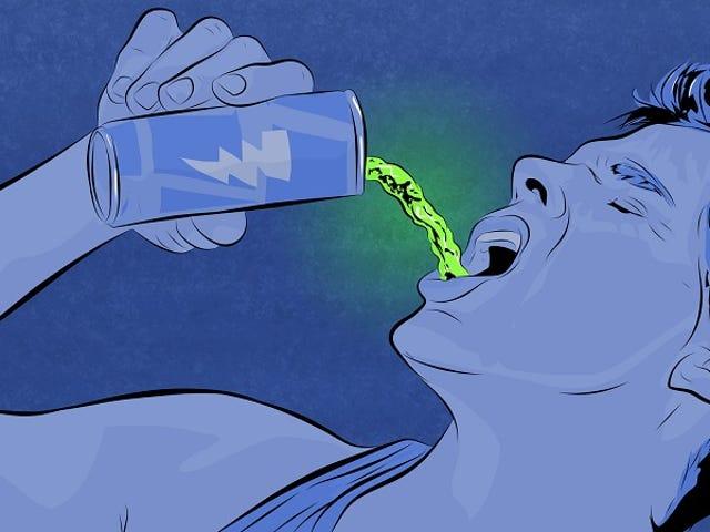 能量饮料对你不好吗?