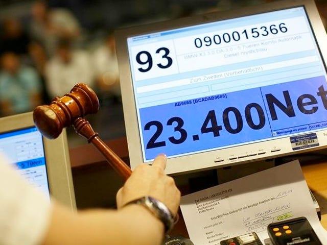 Den perfekte auktion giver dig mulighed for at betale det andet højeste bud