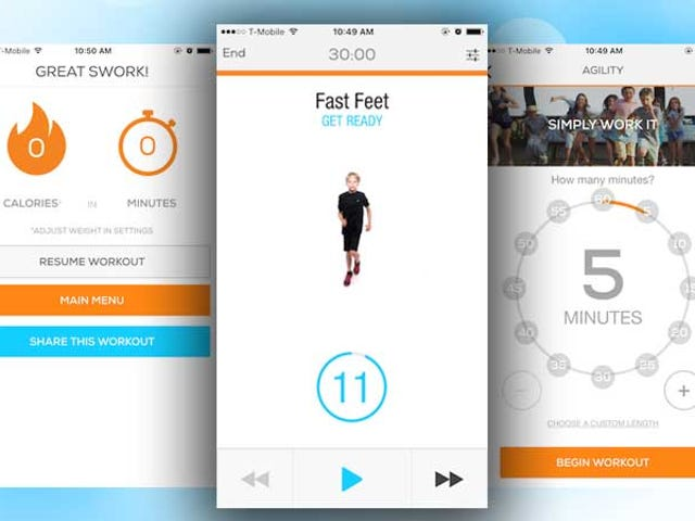 Sworkit Kids Gets Your Kids Moving with Randomly Generated Workouts