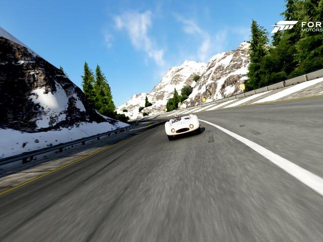 Die sechste Runde der Oppo Forza Classic Roadsters Series startet an diesem Samstag