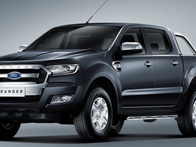Kontrak UAW Ford mendedahkan Ranger Dan Bronco Dibina Di Amerika