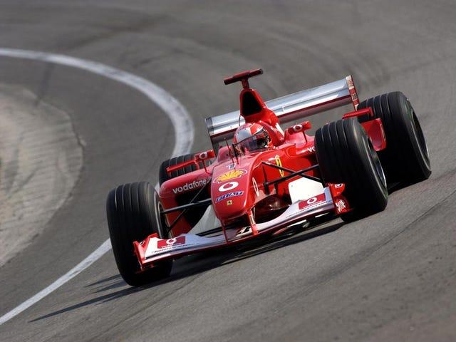 Ferrari, Jordania Sponsori Penske pommi USGP: ssä, yrityspolitiikka itsessään