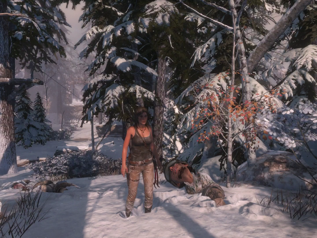 Watch Us Play The New Tomb Raider's Twist on Multiplayer [Update: Over]