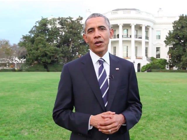 Presiden Menggunakan Laman Facebook Baru untuk Tuntut Dia Lahir di Hawaii, Ya, Pasti