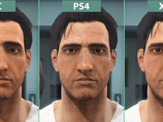 <i>Fallout 4</i>: PC vs PS4 vs Xbox One