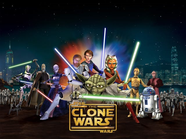 My thoughts on The Clone Wars cartoon after 12 episodes