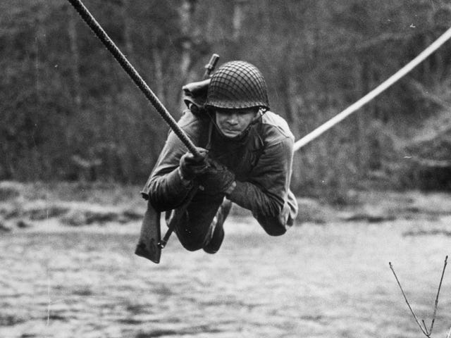 What WWII's Top Secret Spy Manual Can Teach You About Wilderness Survival