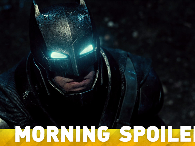 We May Not See All Of Batman v. Superman Until The Epic Director's Cut!