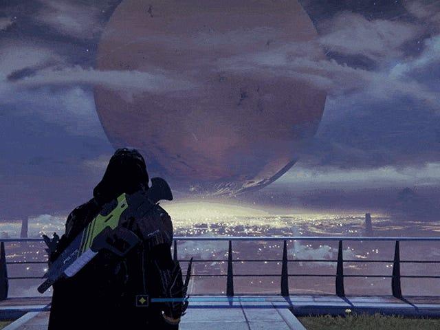 Selama Dua Bulan, Semua Yang Dimainkan Saya <em>Destiny</em> .  Saya Mengambil Langkah Belakang