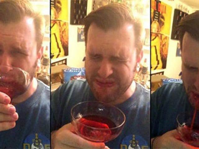 कुछ गरीब आदमियों ने डेंजर 5 से सभी पेय व्यंजनों की कोशिश की