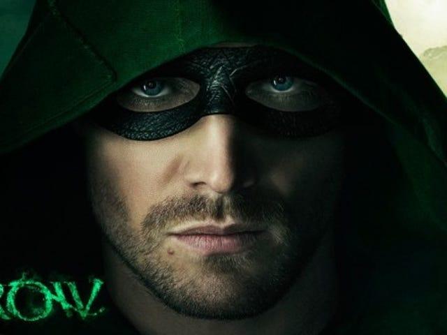 Arrow 4.06: Lost Souls