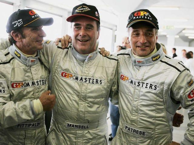 Toivon ajaa ennen kuin saan vanhan - GP Mastersin lyhyt tarina