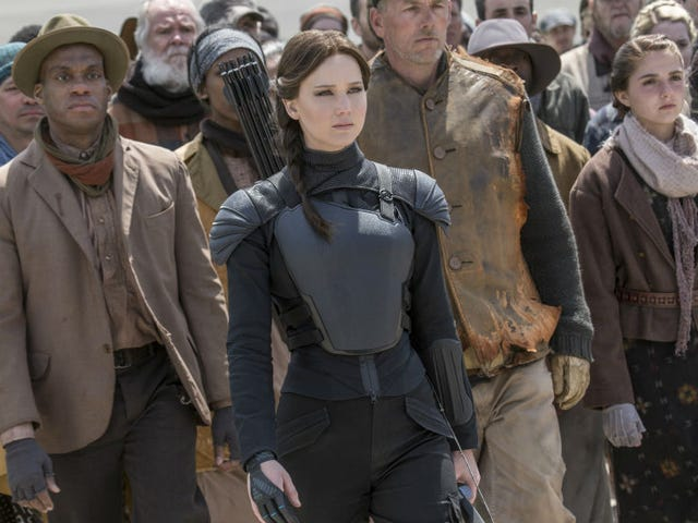 The Hunger Games Director Explains Why Mockingjay Absolutely Needed To Be Two Movies