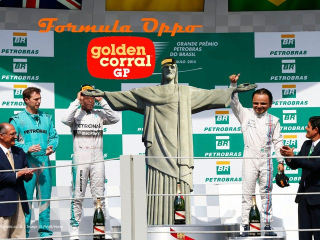 Formula Oppo: The Golden Corral Grand Prix of Kentucy